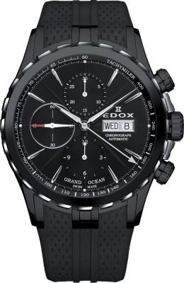 poza ceas Edox Grand Ocean Automatic Chronograph 01113 357N NIN