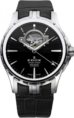 poza Edox Grand Ocean Automatic Open Heart 85008 3 NIN