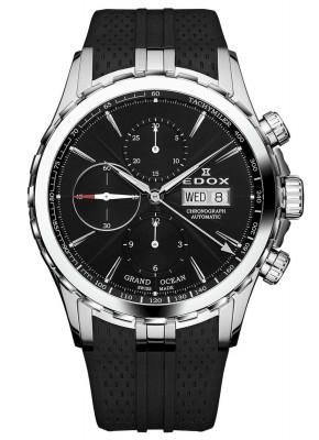 poza ceas Edox Grand Ocean Chronograph Automatic 01113 3 NIN