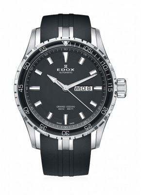poza Edox Grand Ocean Day Date Automatic 88002 3CA NIN