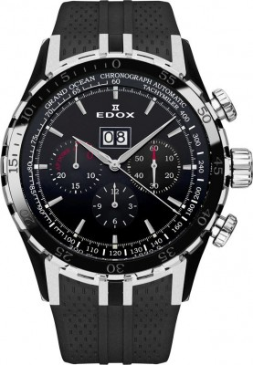 poza ceas Edox Grand Ocean Extreme Sailing Series Special Edition