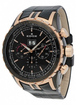 poza ceas Edox Grand Ocean Extreme Sailing Series Special Edition Chrono