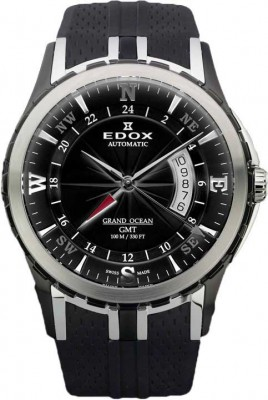 poza Edox Grand Ocean GMT Automatic 93004 357N NIN