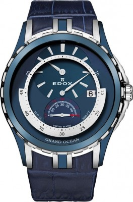 poza ceas Edox Grand Ocean Regulator Automatic 3