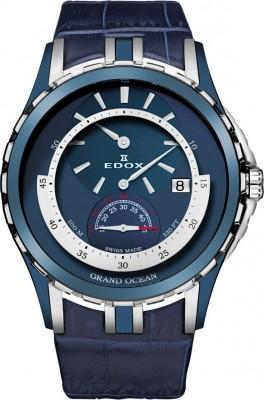 poza Edox Grand Ocean Regulator Automatic 3
