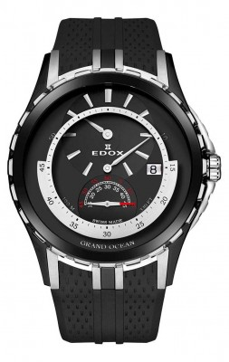 poza Edox Grand Ocean Regulator Automatic 77002 357N NIN