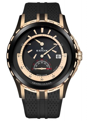 poza ceas Edox Grand Ocean Regulator Automatic 77002 357RN NIR
