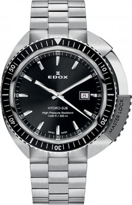poza ceas Edox Hydro Sub