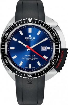 poza Edox Hydro Sub Automatic 80301 3NCA BUIN
