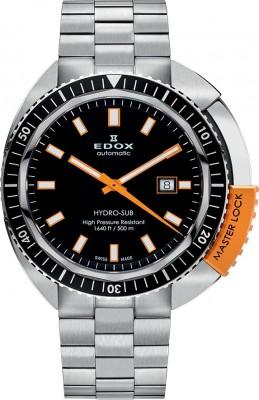 poza ceas Edox Hydro Sub Automatic 80301 3NOM NIN