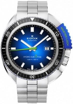 poza ceas Edox Hydro Sub Automatic Limited Edition