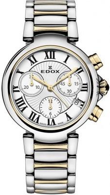 poza ceas Edox LaPassion Chronograph