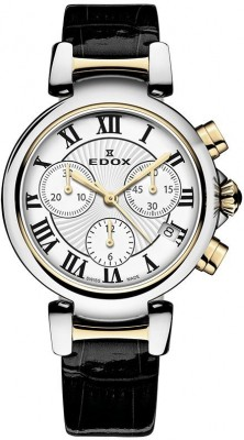 poza ceas Edox LaPassion Chronograph 10220 357RC AR