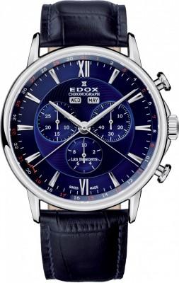 poza ceas Edox Les Bemonts Chronograph 2
