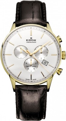 poza ceas Edox Les Vauberts Chronograph 5