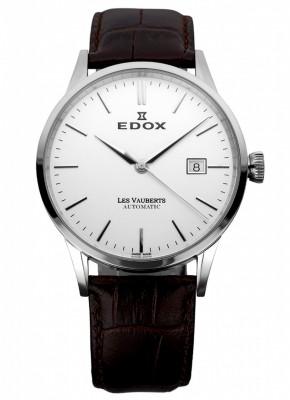 poza Edox Les Vauberts Date Automatic 10