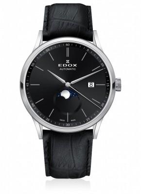 poza Edox Les Vauberts La Grande Lune Automatic 80500 3 NIN