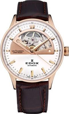poza ceas Edox Les Vauberts Open Heart Automatic 85019 37RA AIR
