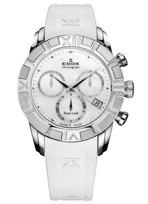 poza ceas Edox Royal Lady Chronolady 10405 3 NAIN