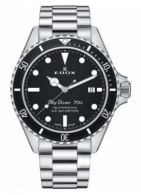 poza Edox SkyDiver 70s Date Date Automatic 80112 3NM NI