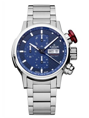 poza Edox WRC Chronorally Automatic 01112 3 BUIN