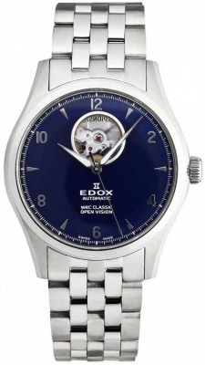 poza ceas Edox WRC Classic Automatic Open Vision 2