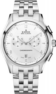 poza Edox WRC Classic Chronograph 10102 3 AIN
