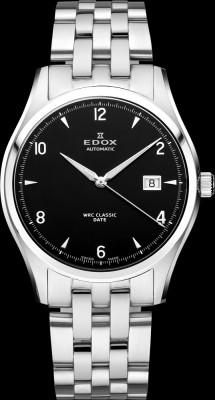 poza ceas Edox WRC Classic Date Automatic