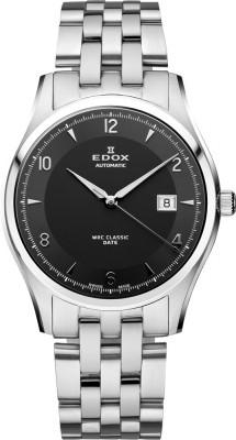 poza ceas Edox WRC Classic Date Automatic 80087 3 GIN