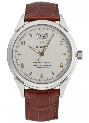 poza Eterna 1948 Grand Date Chronometer 8425.41.10.1118D