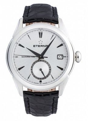 poza Eterna 1948 Legacy GMT Manufacture Automatic 7680.41.11.1175