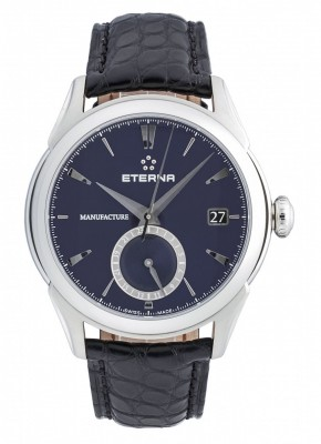 poza Eterna 1948 Legacy Manufacture GMT Automatic 7680.41.81.1175