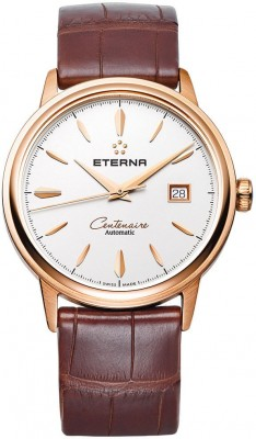 poza Eterna Heritage Centenaire Automatic 18kt Gold 2960.69.11.1272