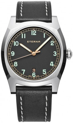 poza ceas Eterna Heritage Military 1939 Limited Edition 1939.41.46.1298