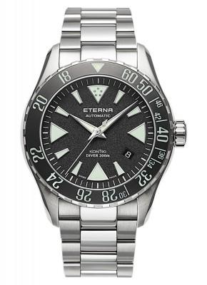poza Eterna KonTiki Diver Date Automatic 1290.41.49.1753