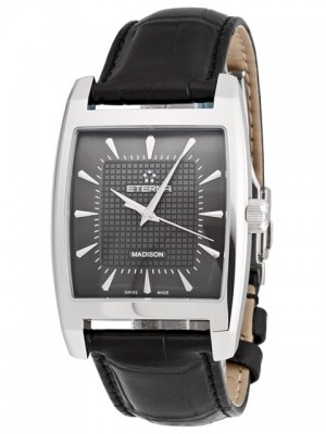 poza ceas Eterna Madison Steel Grey