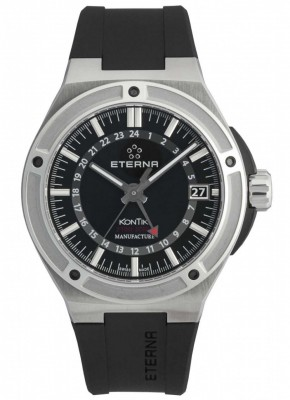 poza Eterna Royal KonTiki GMT Manufactur 7740.40.41.1289