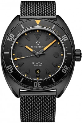 poza Eterna Super KonTiki Black Limited Edition 1273.43.41.1365