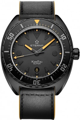 poza Eterna Super KonTiki Black Limited Edition 1273.43.41.1365L