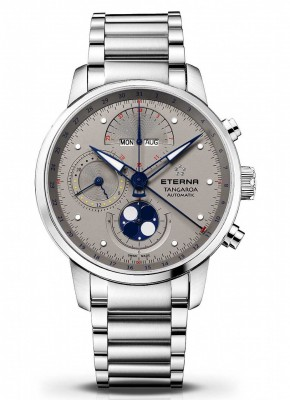 poza ceas Eterna Tangaroa Mondphase Chronograph 2949.41.16.0277