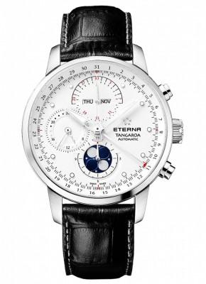 poza ceas Eterna Tangaroa Mondphase Chronograph 2949.41.66.1261