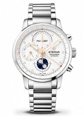 poza Eterna Tangaroa Mondphase Chronograph 2949.41.67.0277