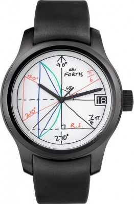 poza Fortis 2Pi Rolf Sachs Automatic Limited Edition 655.18.92 K