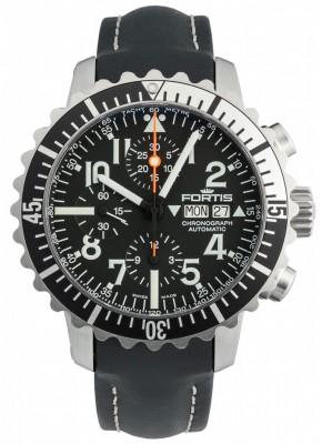 poza Fortis Aquatis Marinemaster Chronograph Classic 671.17.41 L.01