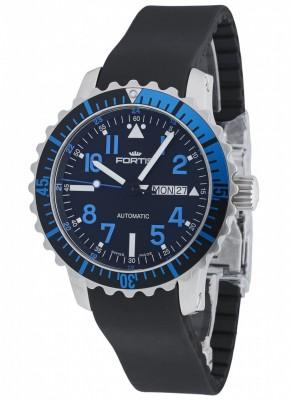 poza Fortis Aquatis Marinemaster DayDate Blue 670.15.45 K