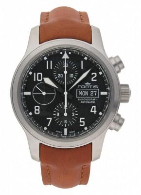 poza Fortis Aviatis Aeromaster Chronograph 656.10.10 L.38