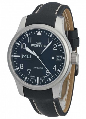 poza Fortis Aviatis F43 Recon Big DayDate Limited Edition 700.10.81 L.01