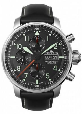 poza Fortis Aviatis Flieger Professional Chronograph 705.21.11 LF.01