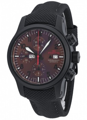 poza Fortis B42 Aeromaster Dusk Automatic Chronograph 656.18.98 LP