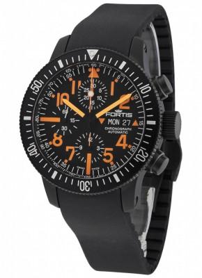 poza Fortis B42 Black Mars 500 Chronograph Automatic 638.28.13 K